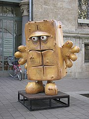 Bernd das Brot Erfurt