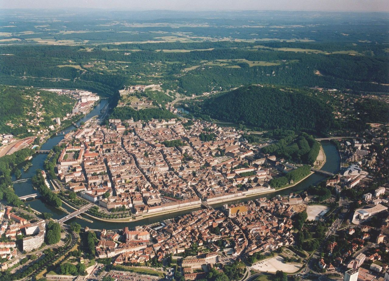 Besançon – Veduta