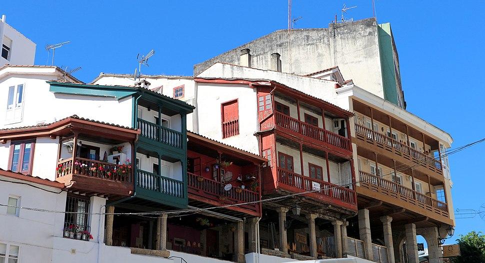 Betanzos Casas de Fonte de Unta