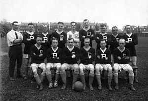 Bethlehem Steel F.C. (1907–30) - Photo of Bethlehem Steem FC circa July 1921.