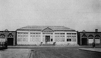 Kate Marsden - The museum in 1914