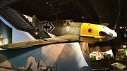 Bf109E-3 at the Museum of Flight, Seattle front view.jpg