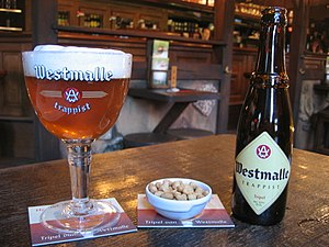Westmalle Abbey - Westmalle beer