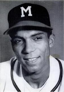 Bill Bruton American baseball player