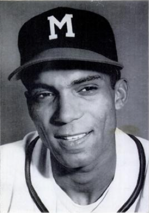 Bill Bruton - Bruton in 1955