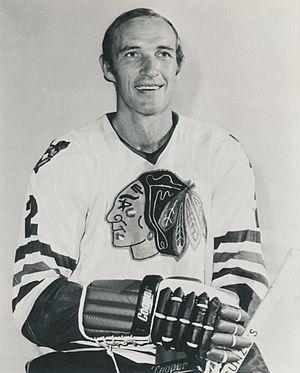 Bill White (ice hockey) - White in 1973