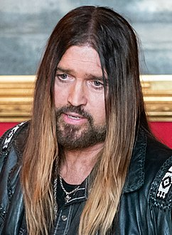 Billy Ray Cyrus American singer-songwriter, actor and film producer