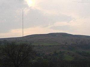 Bilsdale transmitting station
