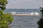 Binnenfahrgastschiff (BiFa) Typ III Schwerin-2013 by-RaBoe.jpg