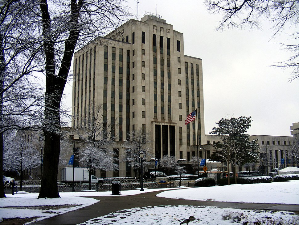 Birmingham city hall alabama 2010