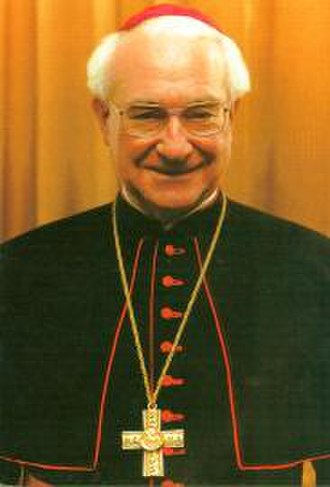 Anton Schlembach - Bishop Emeritus Anton Schlembach