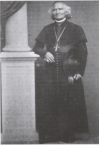 Nicolaus von Weis - Bishop Nikolaus von Weis, photo