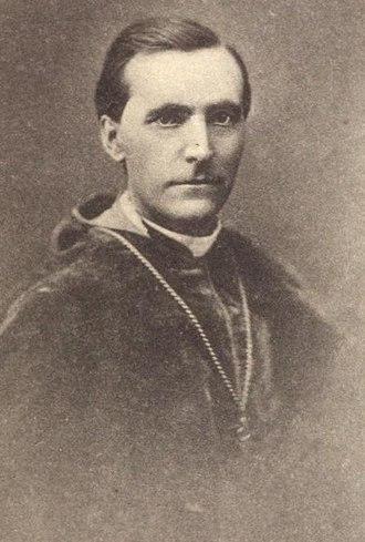 Jeremiah F. Shanahan - Image: Bishop Jeremiah Francis Shanahan