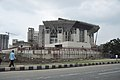 Biswa Bangla Convention Centre Under Construction - Major Arterial Road - Rajarhat - Kolkata 2017-06-21 2797.JPG