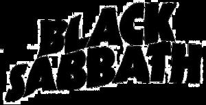 English: Black Sabbath logo