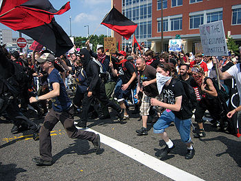 Black bloc at RNC running.jpg