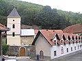 Blagovestenje Monastery near Stragari - panoramio.jpg