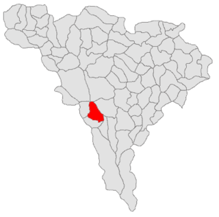 Blandiana Commune in Alba, Romania