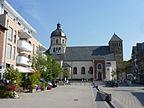 Akwizgran -  Marktplatz - Niemcy