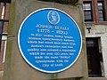 Blue plaque, the Tetley, Leeds (19th July 2014).JPG