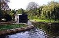 Boathouse in Wroxham - geograph.org.uk - 2256459.jpg