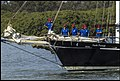 Boats Cabbage Tree Creek Shorncliffe Race Day-11 (25967082631).jpg