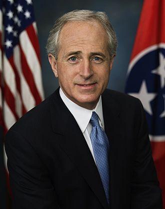 Bob Corker - Corker Senate portrait (2007)