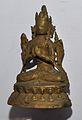 Bodhisattva Manjushri - Bronze - Circa 15th-16th Century CE - ACCN 87-148 - Government Museum - Mathura 2013-02-24 6572.JPG