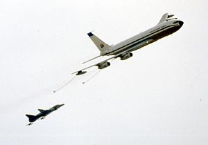 South African Defence Review 2012 - Image: Boeing 707 b