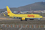 Boeing 737-8K5(w) 'D-AHFV' TUIfly (24667459261).jpg