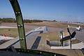 Boeing B-17G-85-DL Flying Fortress Nine-O-Nine Interior Top Turret Looking Left CFatKAM 09Feb2011 (14983927185).jpg