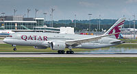 A7-BCA - B788 - Qatar Airways