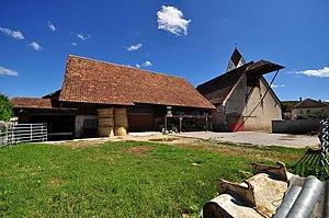Boncourt, Switzerland - Chavon-Dessous Farm House
