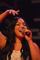 Boney M. feat. Liz Mitchell - Sabrina – Appen musiziert 2014 04.jpg