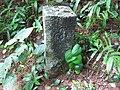 Border Stone - കൊതിക്കല്ല് - Kochi-Travencore Border in Puthenchira 02.JPG
