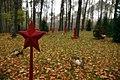 Borne Sulinowo - cmentarz radziecki - 2015-11-06 10-40-50.jpg