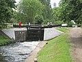 Bottom lock, Norwood Locks - geograph.org.uk - 2511967.jpg