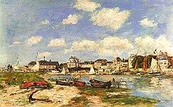 Trouville. (1864)