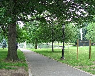 John Bowne - Bowne Park