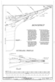 Bowsprit- Outboard Profile, Plan - Ship BALCLUTHA, 2905 Hyde Street Pier, San Francisco, San Francisco County, CA HAER CAL,38-SANFRA,200- (sheet 37 of 69).png