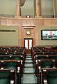 Box of the President Sejm Plenary Hall.JPG