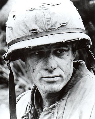 Brad Davis (actor) - Davis in A Rumor of War