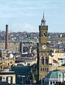Bradford from Great Horton Road (Taken by Flickr user 15th February 2013).jpg