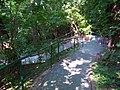 Braník, Stará cesta, schodiště.jpg