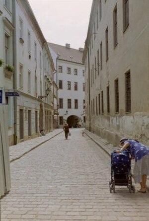 Old Town, Bratislava - Image: Bratislava Town Centre