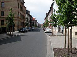 Madamenweg Braunschweig