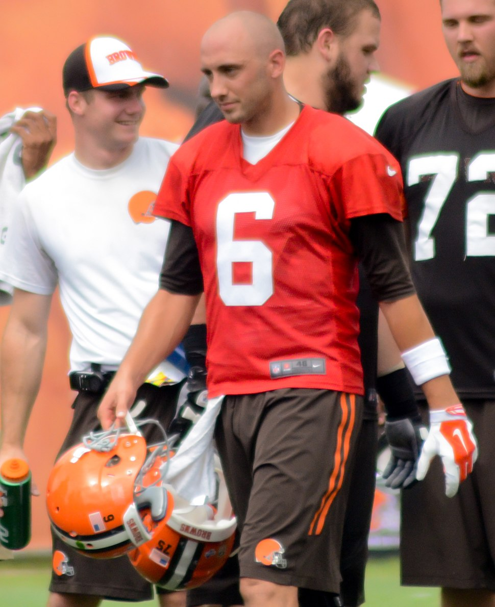 Brian Hoyer 2014 Browns training camp (2)