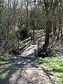 Bridge over Green Brook - geograph.org.uk - 367782.jpg