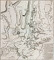 British Map showing position of British and American troops in and around New York Island on 27th of August 1776.jpg
