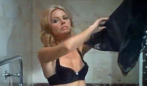 "Get Carter - Britt Ekland in trailer for ""Get Carter"" (1971)"